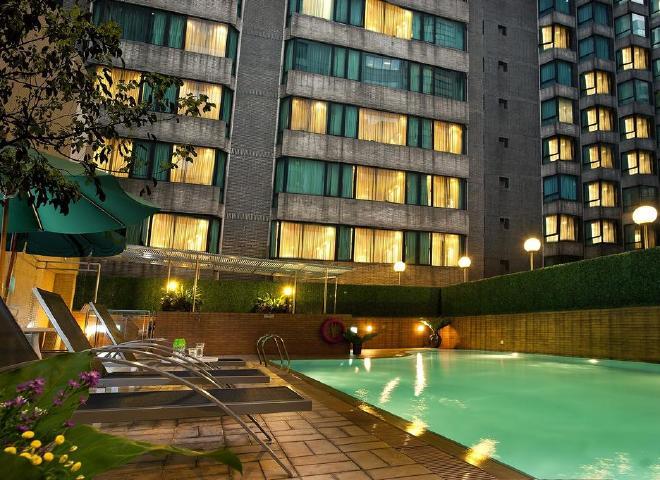 香港华美粤海酒店预订