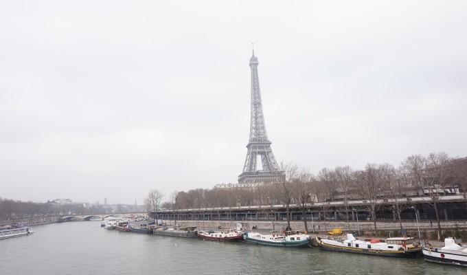 15年2月法国巴黎骑车理发记(ps