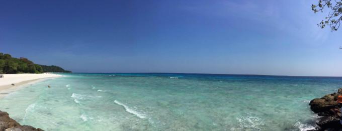 2015年春节,我在普吉岛等你——7天5晚自由行【芭东-斯米兰岛-珊瑚