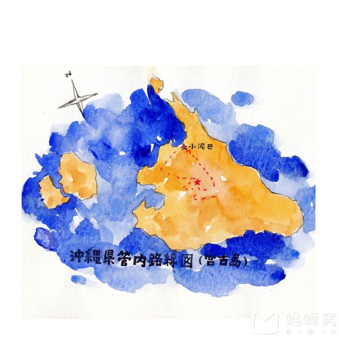 [旅行手绘]〔丽星邮轮*天秤号〕坐着邮轮去旅行--小&