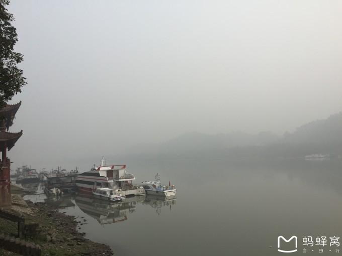 鹅眉山风景图片