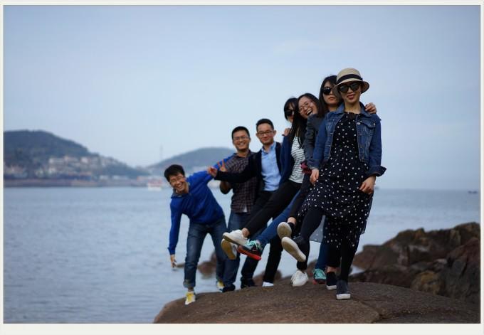 舟山本岛旅游景点