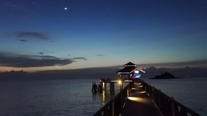 民丹岛--新加坡(教堂鱼尾狮滨海湾摩天轮)