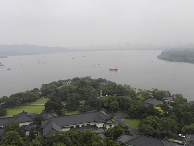 暴雨未曾光顾的江南---双湖记:杭州西湖   千岛湖