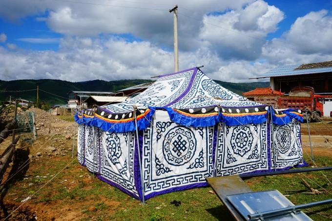 敖包 户外 蒙古包 帐篷 680_453图片