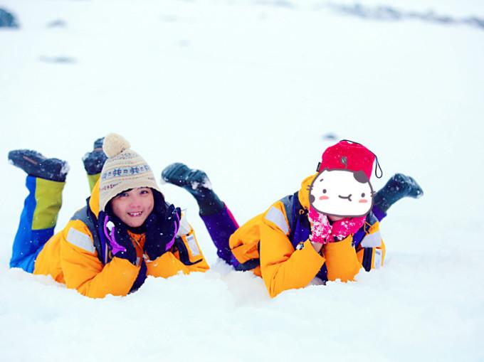 冰天雪地,飘雪,冰山,企鹅