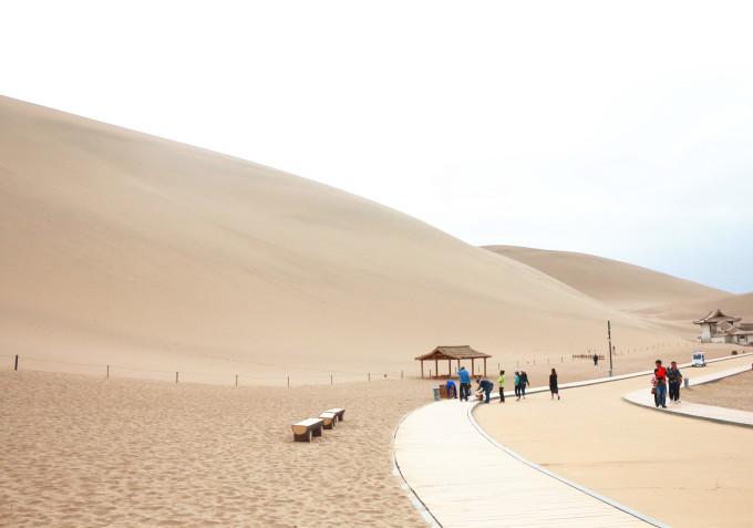 青海湖敦煌7日游