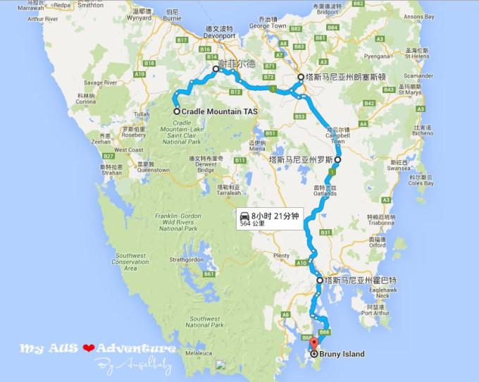海南环岛自驾地图