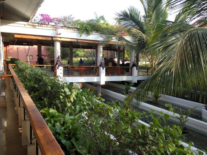 餐馆海之蓝照片