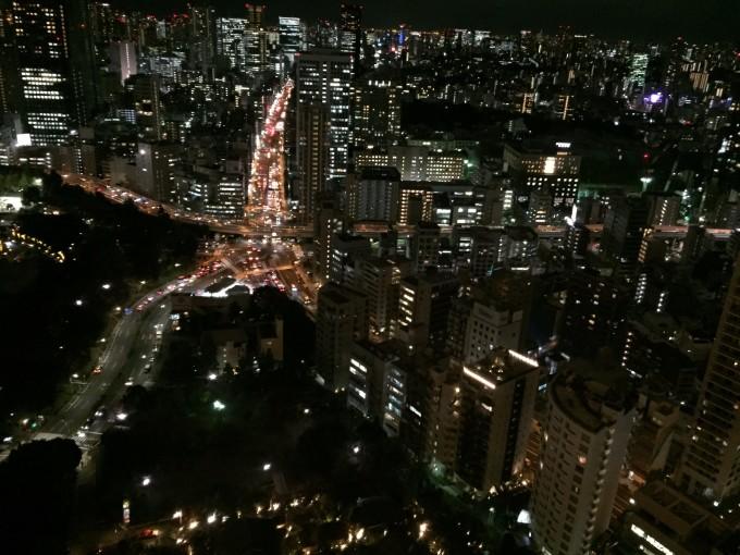 标高634米的东京晴空塔取代东京塔承担的电视讯号